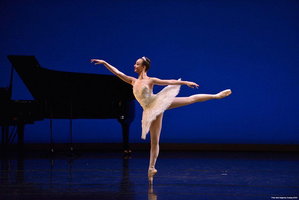 RAD Ballet Genee 2014