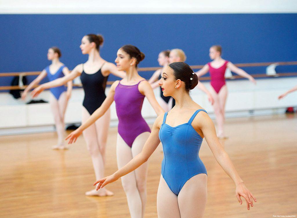 RAD Ballet Genee 2015