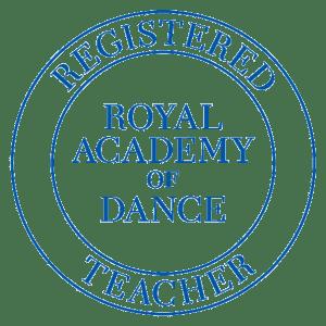 Royal Academy of Dance Registered Teacher